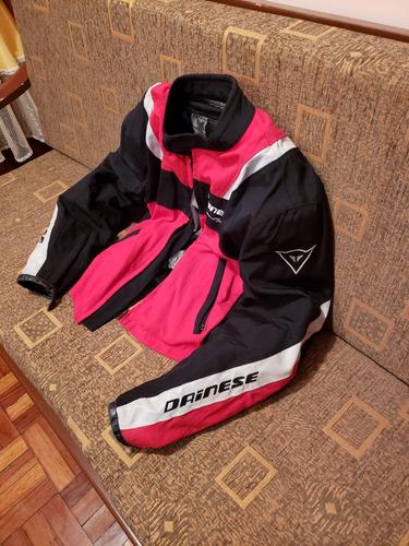 chaqueta de moto dainese textil talla 50 m