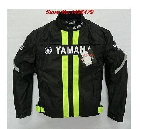 Chaquetas moto yamaha