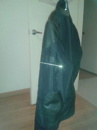 chaqueta de motorizado italiana