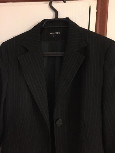 chaqueta de mujer basement talla 42