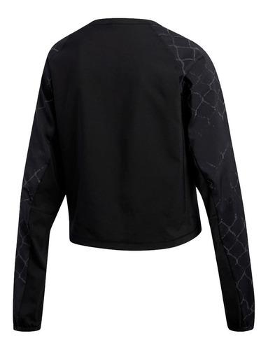 chaqueta de mujer para correr adidas adapt jacket w