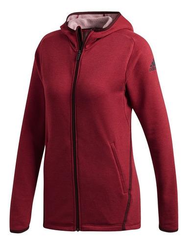 chaqueta de mujer para entrenamiento adidas fl prime hoodie