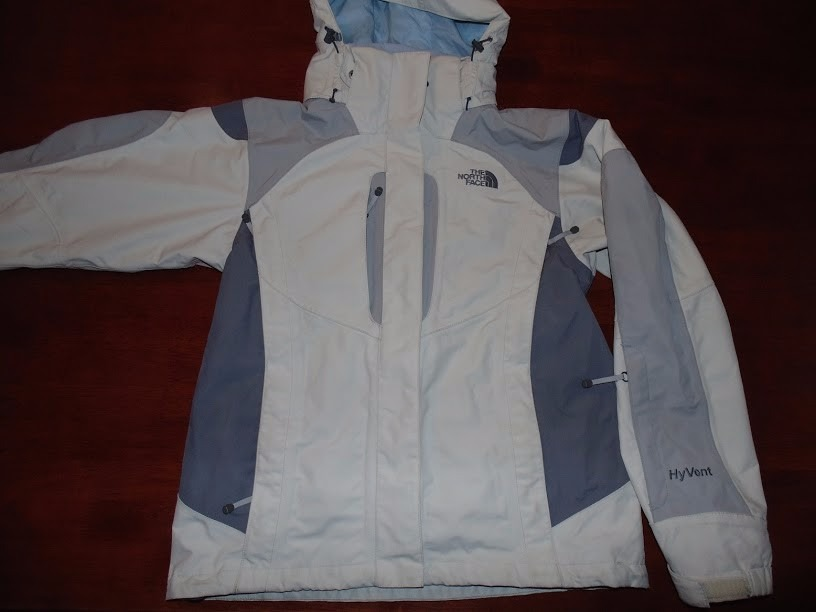 north face hyvent mujer