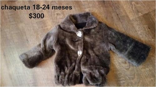 chaqueta de niña, impecable