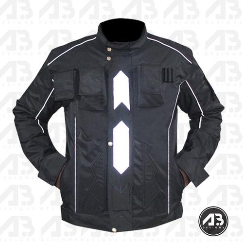 chaqueta de protección anti-fricción seguridad moto