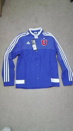 chaqueta de salida universidad de chile 2015 de niño adidas