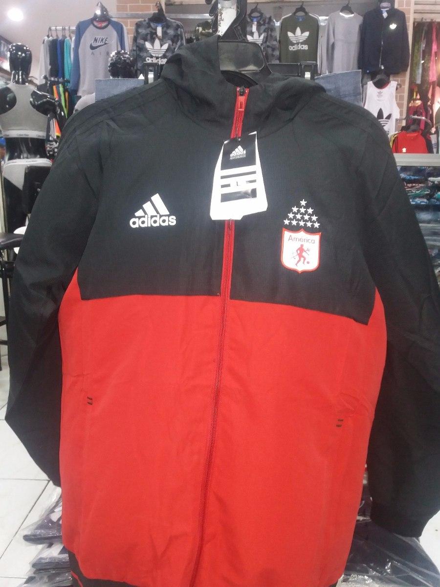 Circunstancias imprevistas escalar Pastor  America De Cali chaqueta Adidas original Sporting Goods Men's Soccer  Clothing