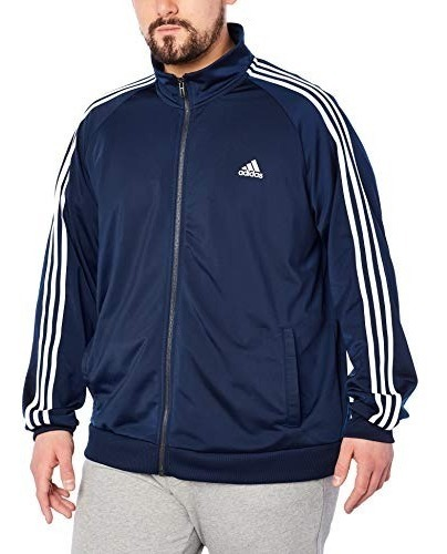 Chaqueta adidas Essential Tricot Para Hombre, Collegiate