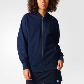 bajo precio 4f9e6 90c8a Chaqueta Deportiva Tipo Zen adidas Diseñador Mujer Clásica