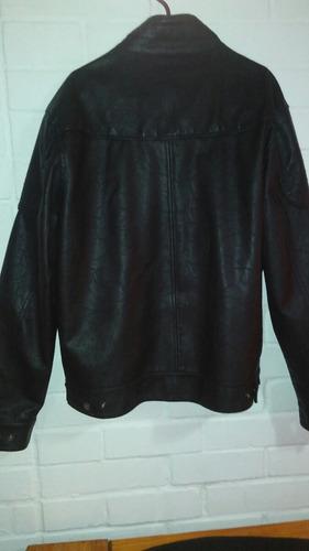 chaqueta eco-cuero