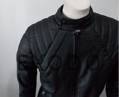 chaqueta eco-cuero,  mario casas 3msc, s,  envió gratis