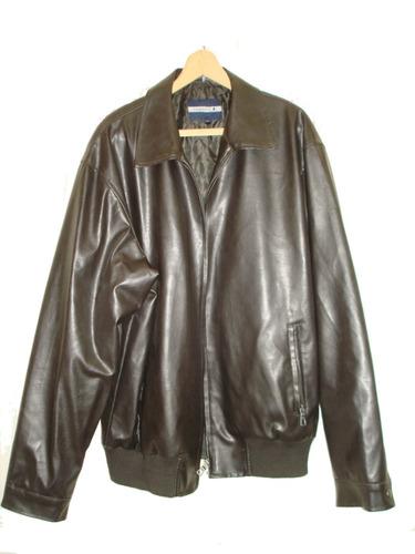 chaqueta   ecocuero de hombre  nueva talla xl