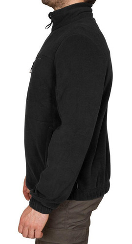 chaqueta en fleece polar térmica para frío extremo y deporte