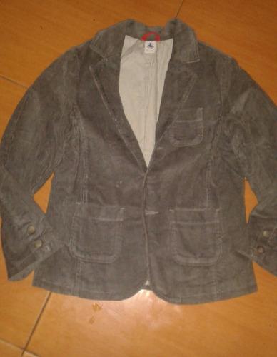 chaqueta estilo blazer de niño para el frio invierno