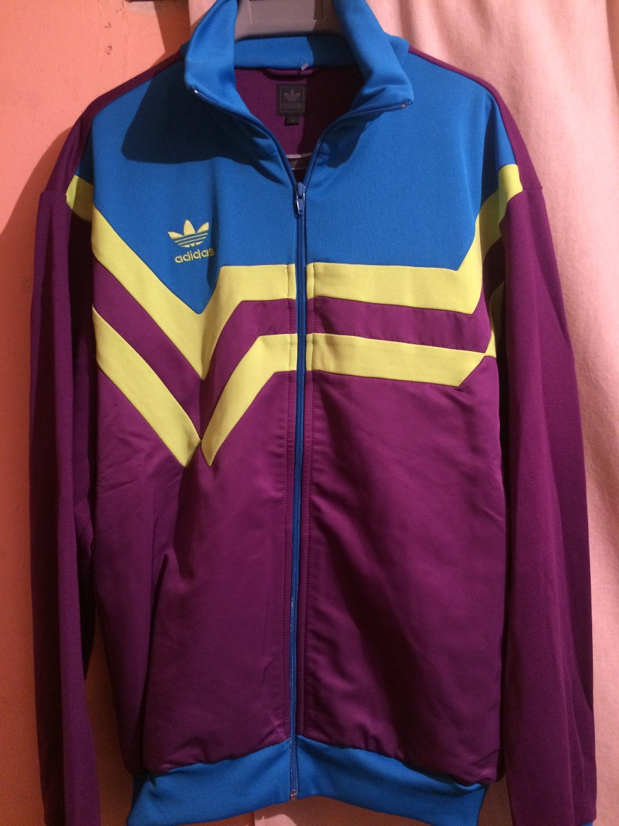 Chaqueta Exclusiva Retro adidas Original Talla Xl Retro Exclusiva Vintage  40.000 5ffbff