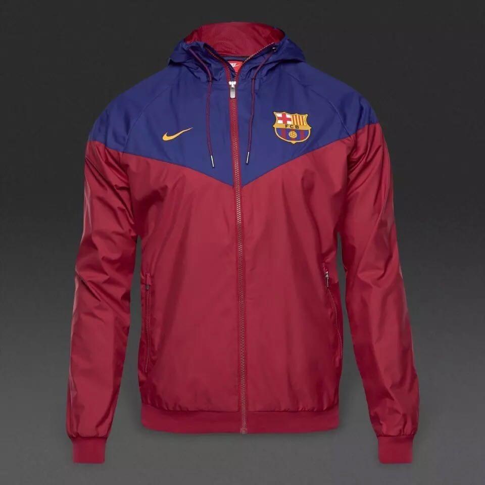 4550d9f82fa49 Chaqueta Fc Barcelona 2019 Nike -   119.900 en Mercado Libre