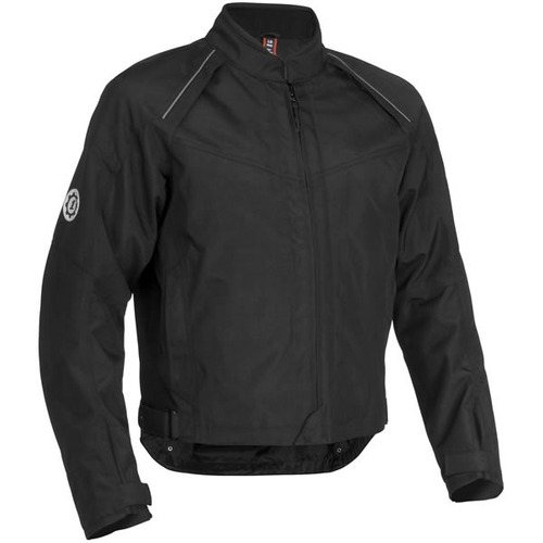 chaqueta firstgear rush tex 2013 negro 3xl