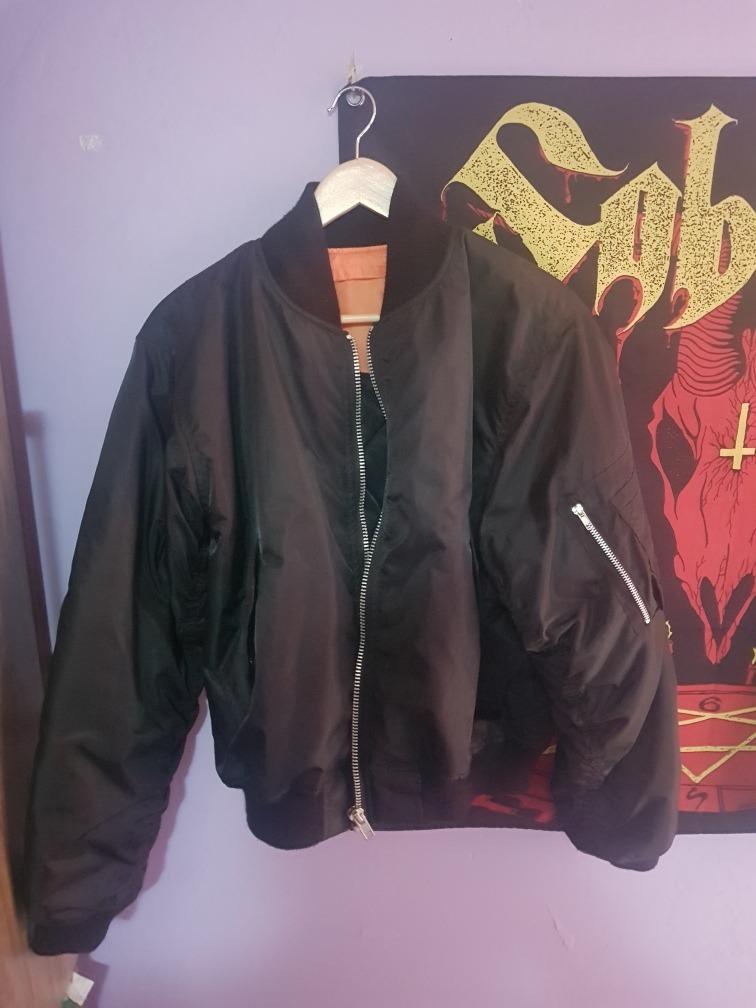8f4eff091c4fb Chaqueta Fly Jacket talla M -   25.000 en Mercado Libre