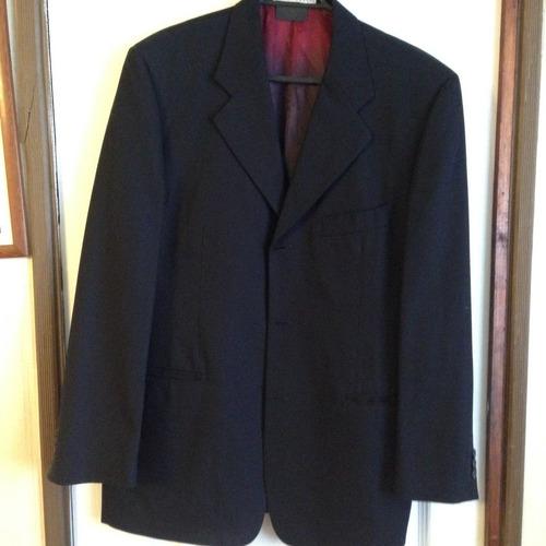 chaqueta formal  terno marca covarra talla 48