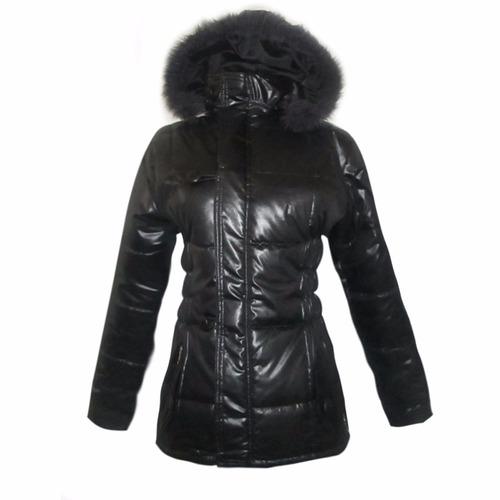 chaqueta gabán invierno termica mujer ganesh