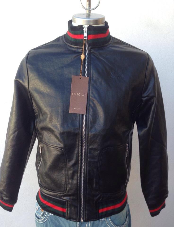 58d810320 Chaqueta Gucci Chamarra Tribanda - $ 2,999.00 en Mercado Libre