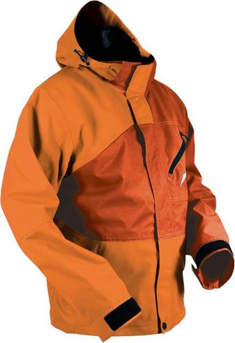 chaqueta hmk hustler 2  p/hombre p/nieve naranja 2xl