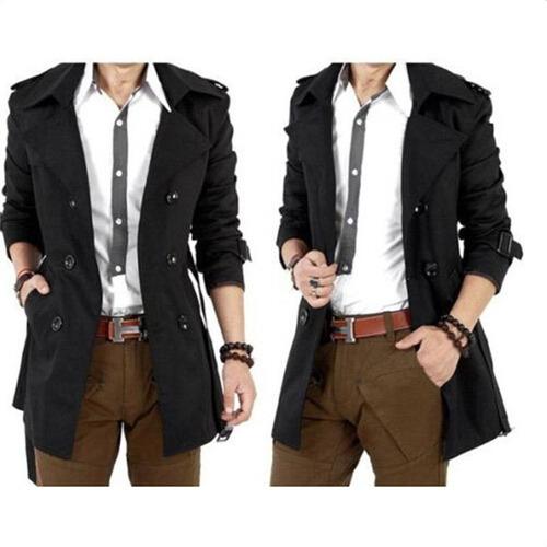 chaqueta hombre abrigo