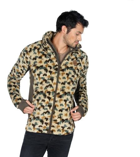 chaqueta hombre caluroso print haka honu