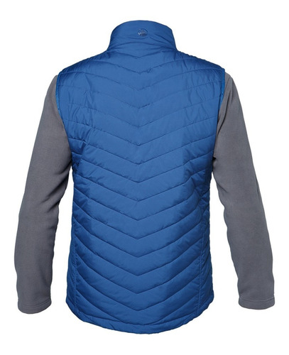 chaqueta hombre fusion-3 vest gris lippi