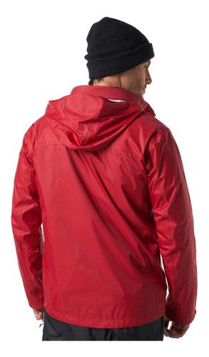 chaqueta hombre lippi abyss b-dry hoody jacket  gris i19