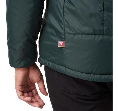 chaqueta hombre lippi congruent steam-pro jacket negro i19