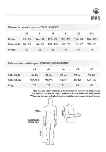 chaqueta hombre lippi coronado blend-pro jacket terracota i1
