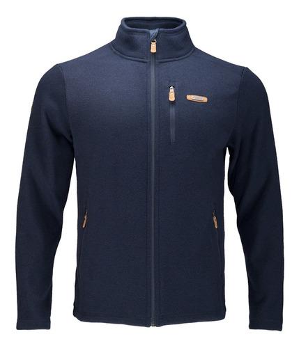 chaqueta hombre lippi frost therm-pro jacket azul i19