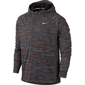 Hombre Nike Flash Hyper Running Allover Max Chaqueta 3AqSL5Rjc4