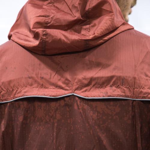 chaqueta hombre raco burdeo haka honu