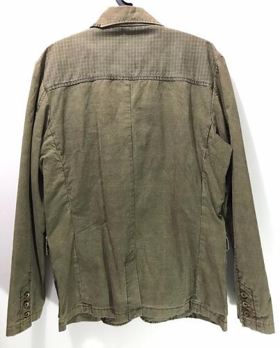 chaqueta hombre talla l, poco uso, marca jack jones, origina