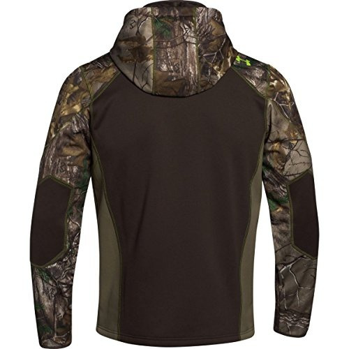 chaqueta hombre under armour armour fleece scent ninja 2