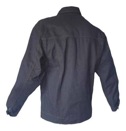 chaqueta ignífuga denim | watex®