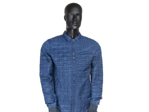 chaqueta impermeable acolchada caterpillar m2310175-l