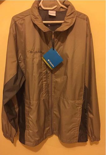 chaqueta impermeable columbia