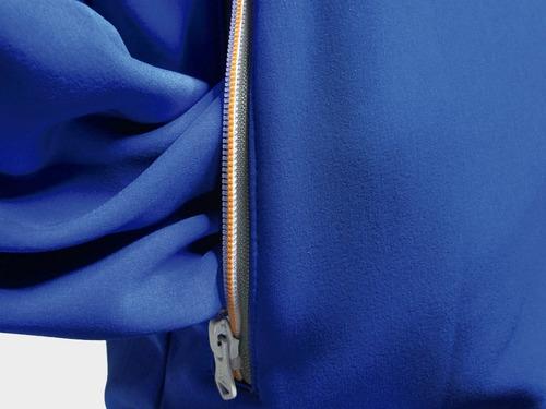 chaqueta impermeable de poliester caterpillar m2910125-l