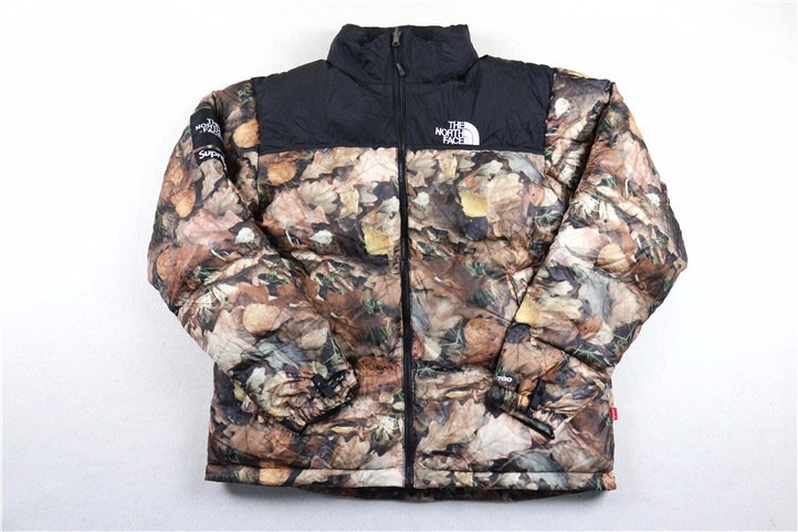 cazadora north face supreme
