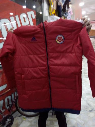 chaqueta impermeable selec. colombia y chaqueta tipo gavan