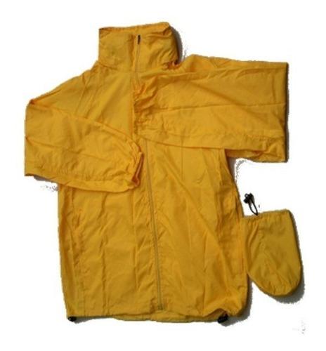 chaqueta importada corta / rompe viento fácil de cargar