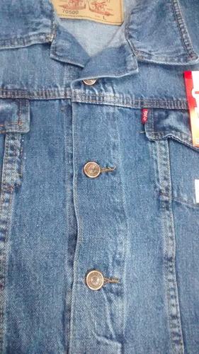 chaqueta jean  para hombre
