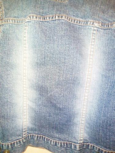 chaqueta jeans para niño marca guess