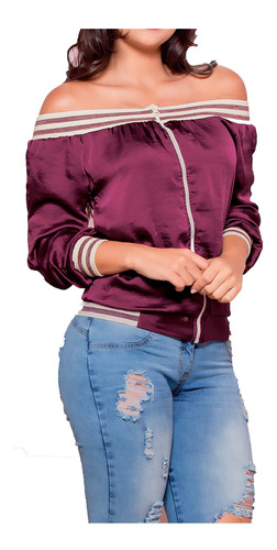 chaqueta juvenil femenino marketing personal 33313