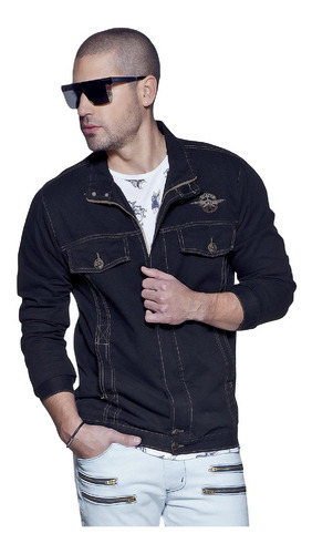 chaqueta juvenil masculino marketing personal 40214