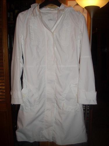 chaqueta larga ossira talla m
