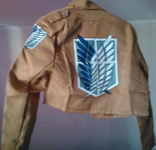 chaqueta legión scout ( shingeki no kyojin )